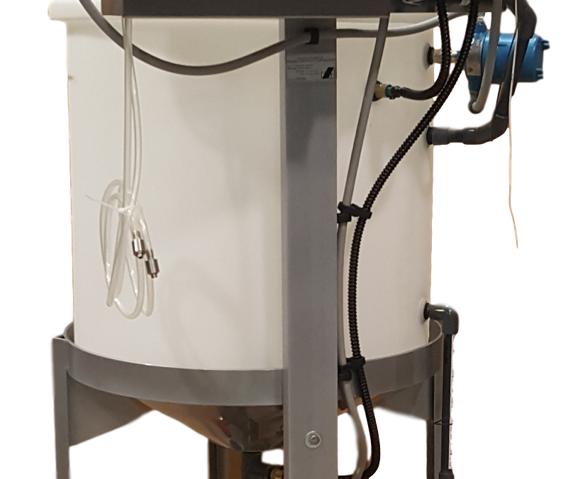 Multi Press Fountain Solution System
