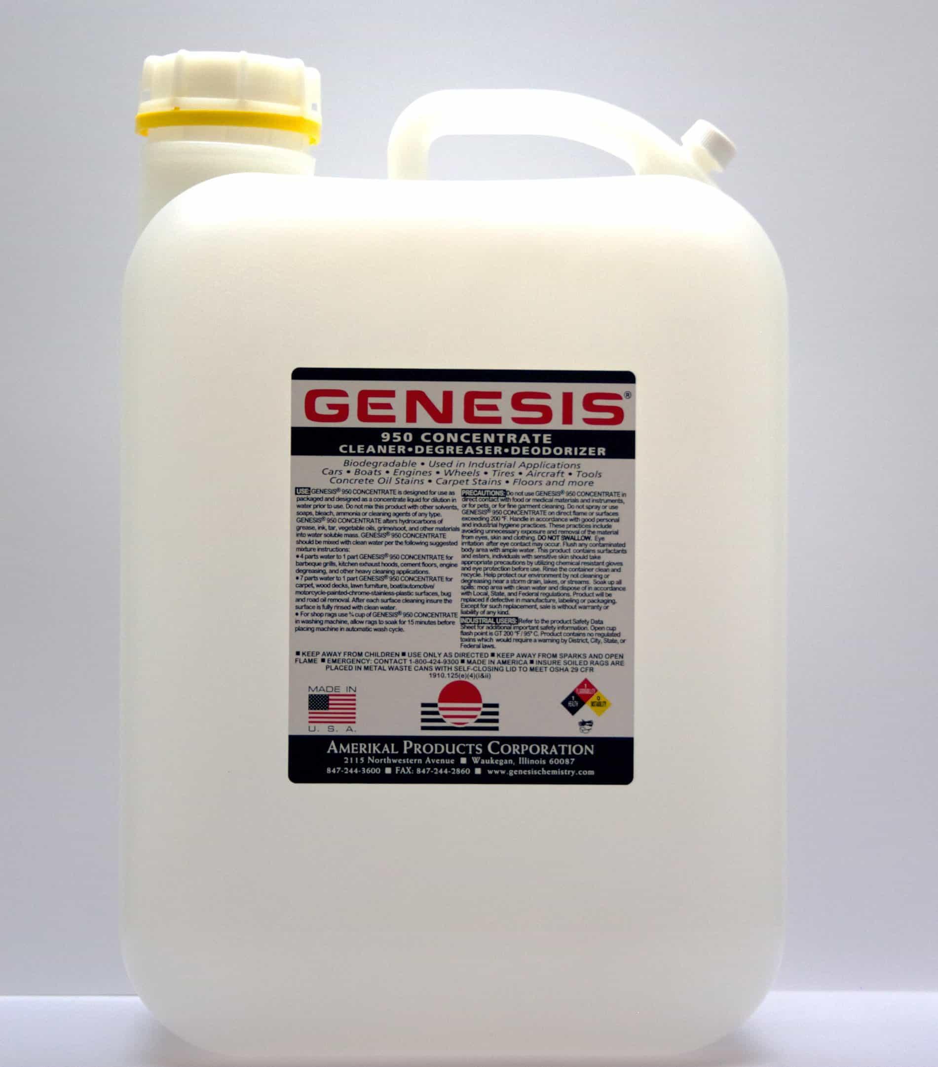Genesis 950 Amerikal Products Corporation