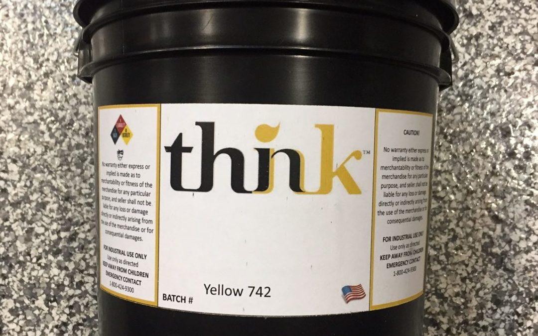THINK – THIN INK
